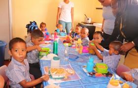 Kütahya Küçükevim Anaokulu Beslenme